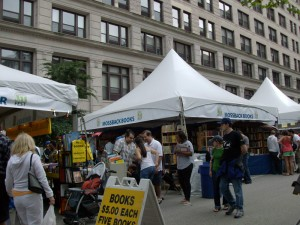 Printers Row Book Fair, Chicago 2010